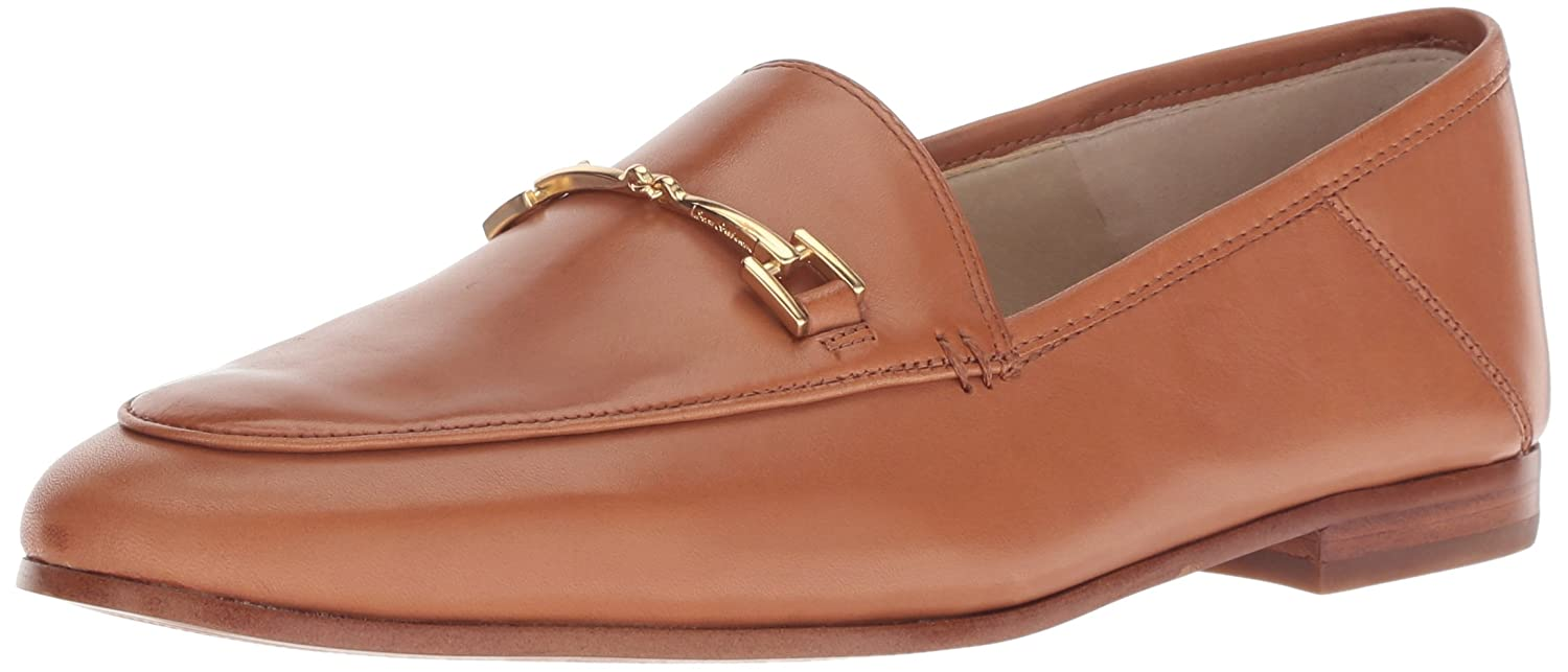 Saddle Leather Sam Edelman Women's Loriane Loafer Flats