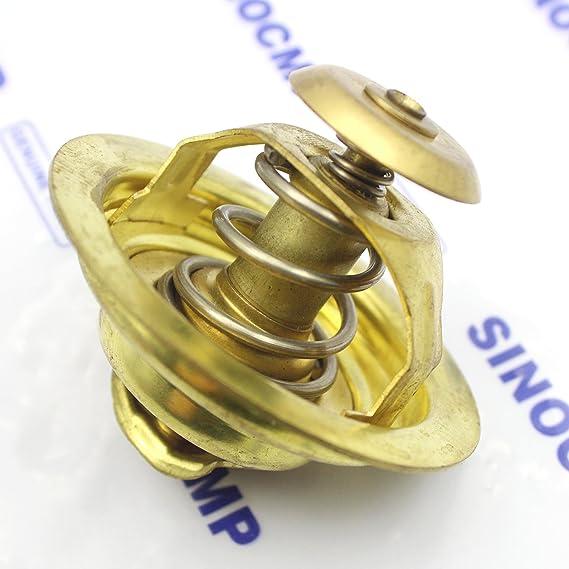 1-1370-70-0 EX200-1 EX200-2 EX200-5 6BG1 Thermostat Excavator Parts