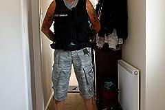 Brilliant vest