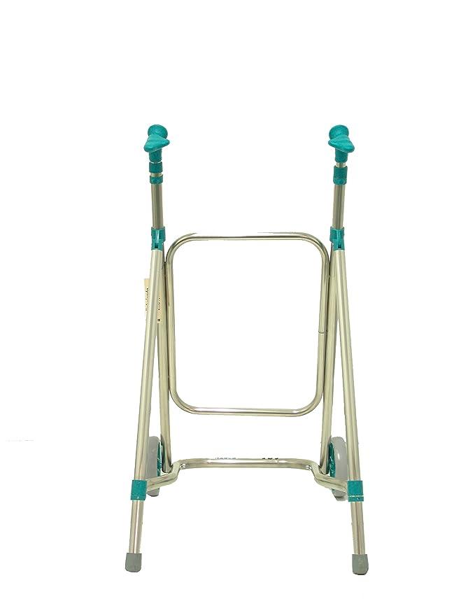 Forta fabricaciones - Andador para ancianos FORTA CAR - Esmeralda ...