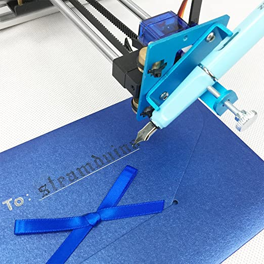 GoooGi Geek-Lab Assembled XY Plotter - Drawing Robotics - Painting/Writing  Robot Kit - High-Precision - Corexy/Hbot Structure - Open Source for