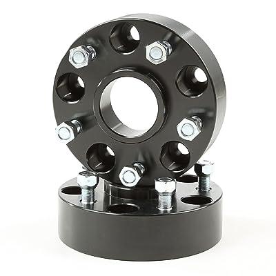 "Rugged Ridge 15201.17 1.75"" Wheel Spacer for Jeep Commander/Grand Cherokee/Wrangler: Automotive"