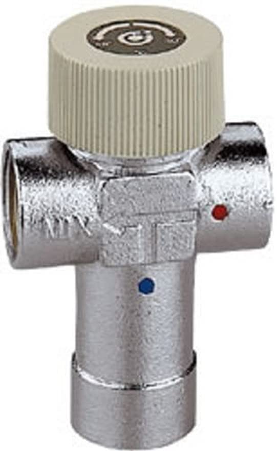 Caleffi 521400 Mezclador Termost/ático Antical 1//2 30-65 /°C Regulable