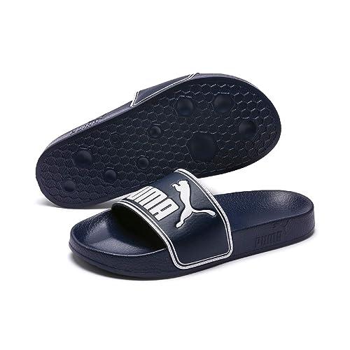 cd476b0c8 Puma Leadcat Jr, Zapatos de Playa y Piscina Unisex Niños: Amazon.es: Zapatos  y complementos
