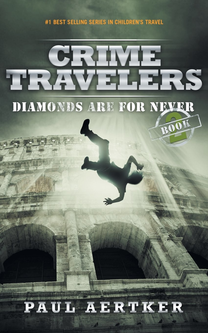 Diamonds Are Never Travelers Mystery product image