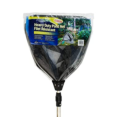 Aquascape 98560 Pond Net with Extendable Handle Heavy Duty for Pond Water Feature | Large Fish