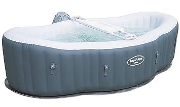 Genial Lay Z Spa Hot Tub, Siena Airjet Inflatable Spa, 1 2