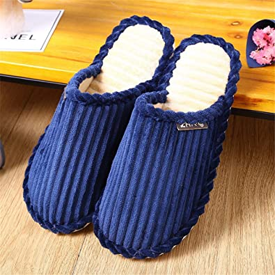 7571ffd773bfd Amazon.com | NIGHT WALL Comfortable Slip-on Winter Autumn and Winter ...