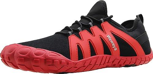 Amazon.com: Weweya - Zapatillas de entrenamiento para hombre ...