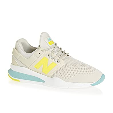 New Balance Shoes Ws247 Shoes 37.5 EU Moonbeam (121): Amazon
