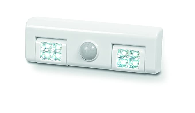 TV unser original easy! Luz LED-barra de luz con sensor de movimiento,