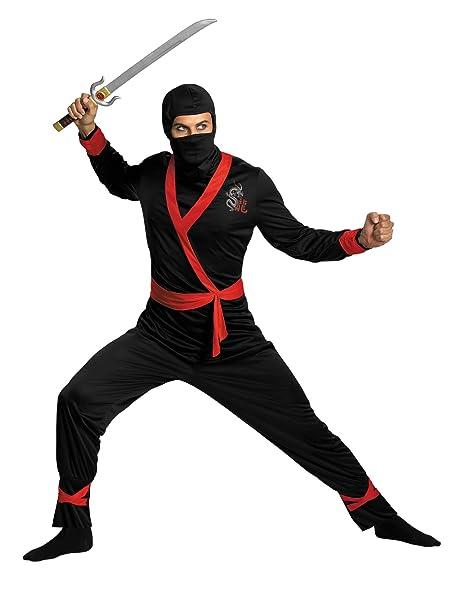 Disguise Adult Ninja Master Costume for Men