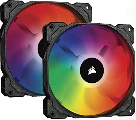 Corsair iCUE SP140 RGB PRO - Ventilador de chasis de 140mm ...
