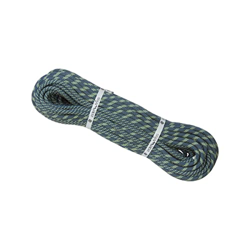 EDELWEISS Energy ARC Climbing Rope - 9.5mm Green, 70m