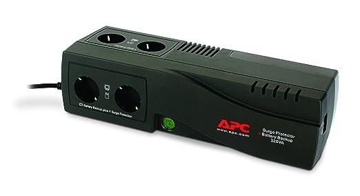 14 opinioni per APC Back-UPS Standby (Offline) 325VA Compact Black uninterruptible power supply