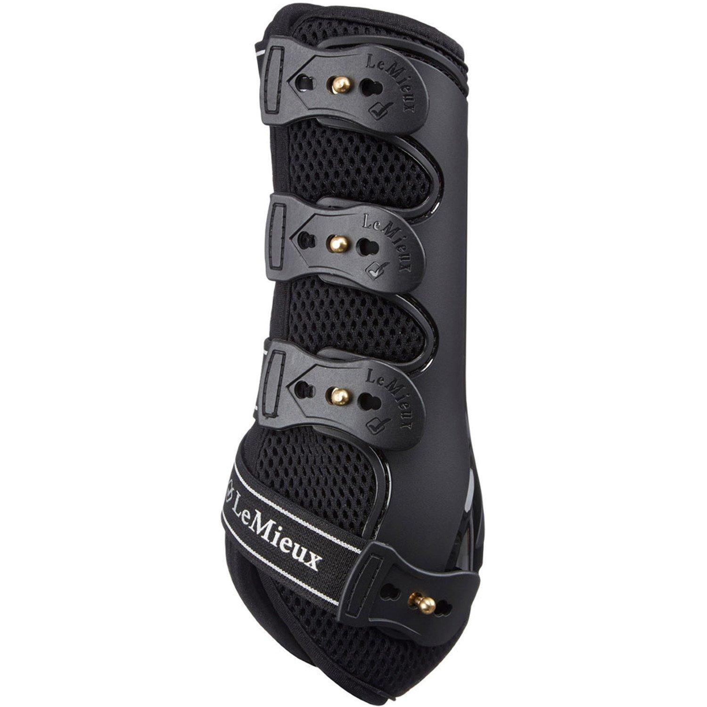 Le Mieux Snug Boots - Front Black Medium
