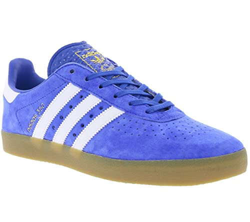 d51e4141e adidas Originals 350 Real Leather Sneaker Blue BY1862