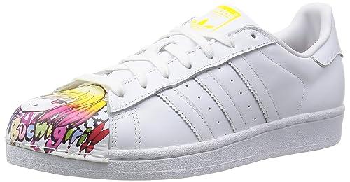 adidas Superstar Pharrell Supershell - Zapatillas para hombre ... 9514f7a187a