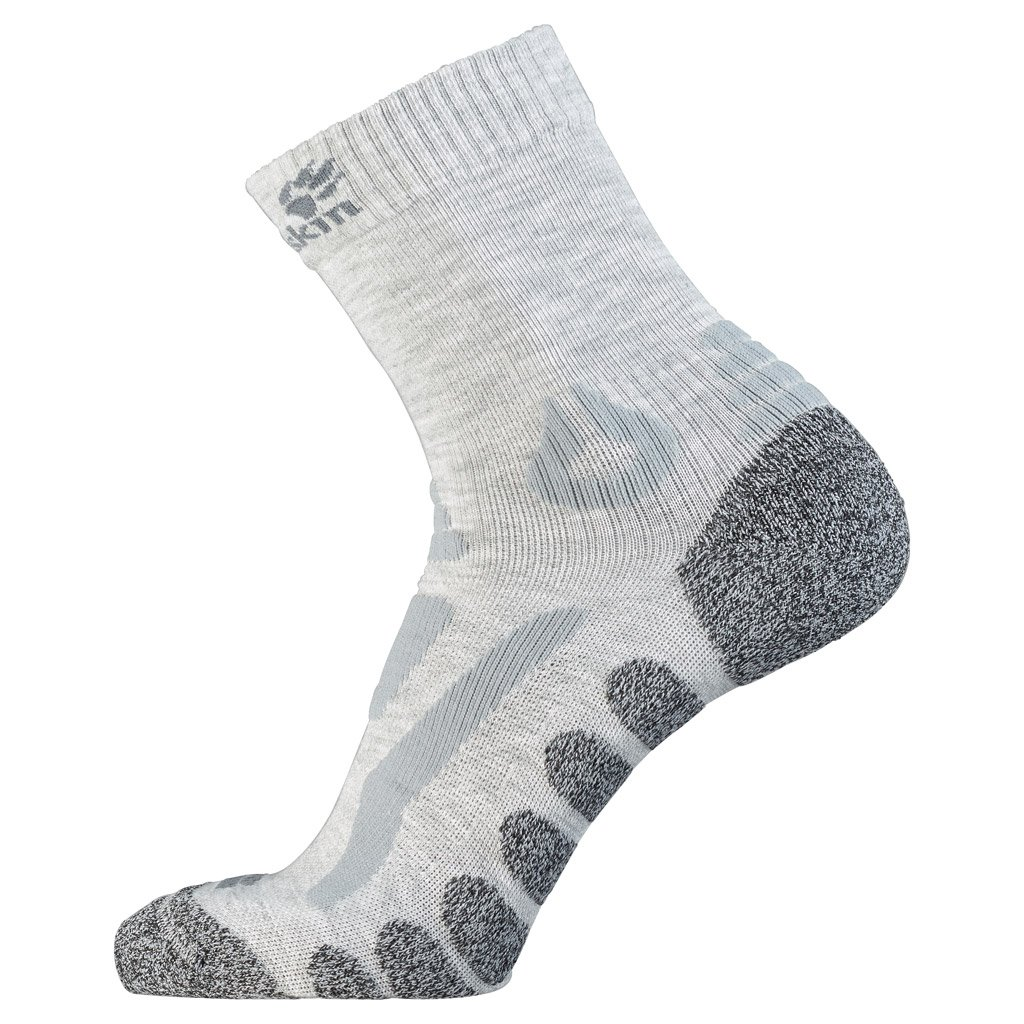 Jack Wolfskin Pro Hiking Socks Classic Cut grey 1904101