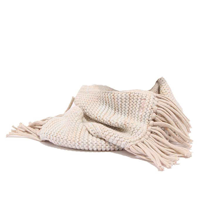 quality design 458d6 55273 4767U sciarpa bimba CHLOE' beige/light blue scarf kid girl ...