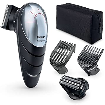 Amazon philips qc5580 do it yourself hair clippers with head philips qc5580 do it yourself hair clippers with head shaver attachment solutioingenieria Images