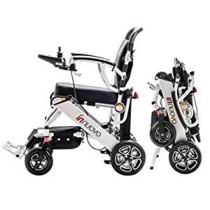 5 Best Power Wheelchair For Outdoor Use - Top selling 2020 3