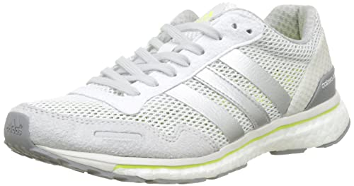 buy popular 3c122 83172 adidas Adizero Adios W, Zapatillas de Running para Mujer Amazon.es Zapatos  y complementos