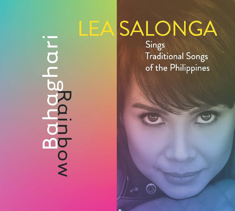 Lea Salonga - Bahaghari: Lea Salonga Sings Traditional Songs of the  Philippines - Amazon.com Music