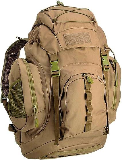 Defcon 5 Tactical Assault Rucksack Hydro 50L coyote tan