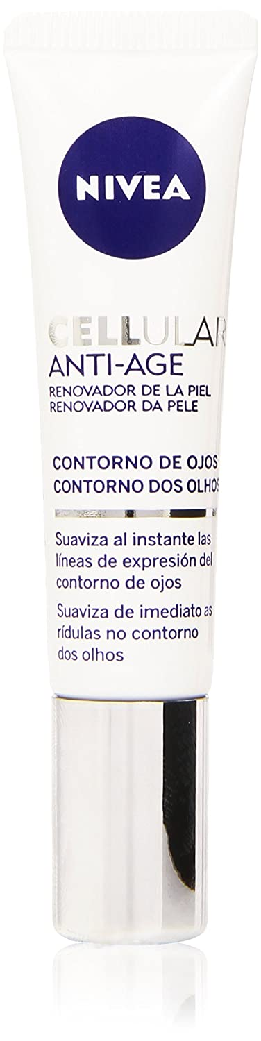 Amazon.com : Nivea Cellular Anti Age Rejuvenation Eye Cream 15ml : Beauty