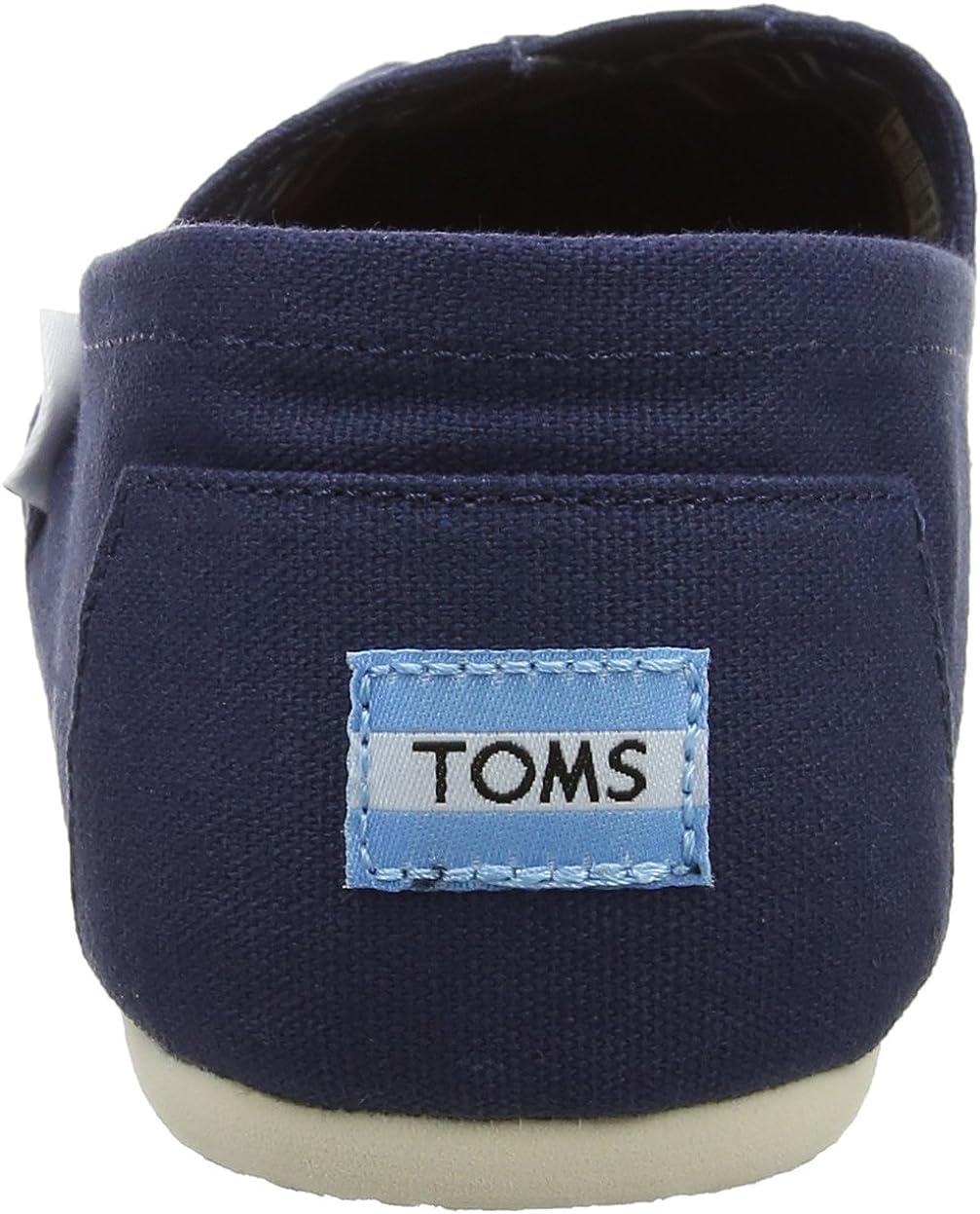 TOMS Men's Espadrilles Navy