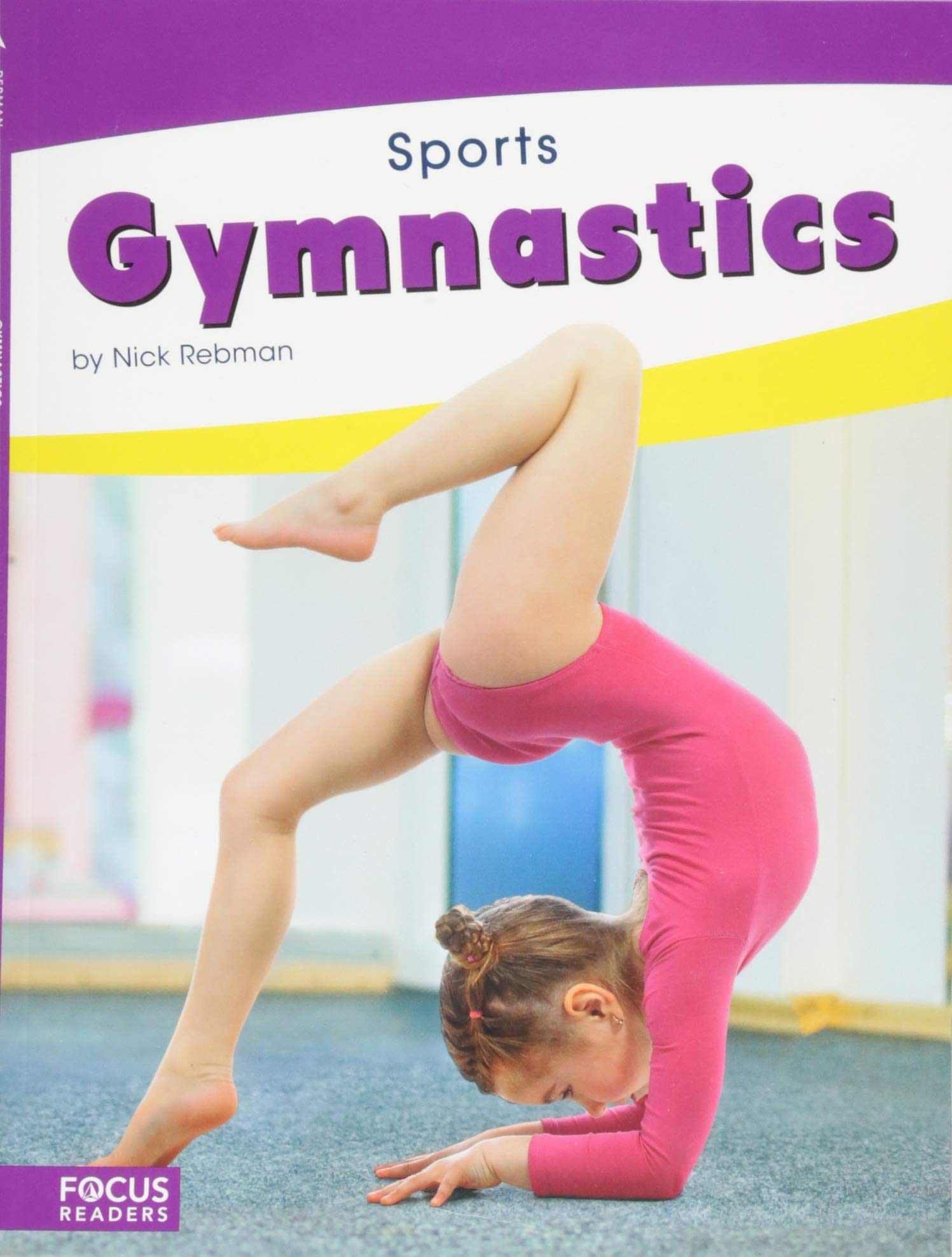 Gymnastics (Focus Readers: Sports: Scout Level)