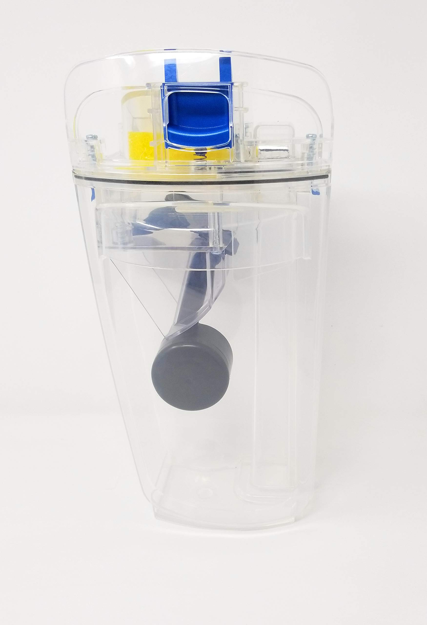 Hoover Dirty Water Tank Assembly Complete with Lid & Float- for FLOORMATE SPINSCRUB BH55100 OEM Part