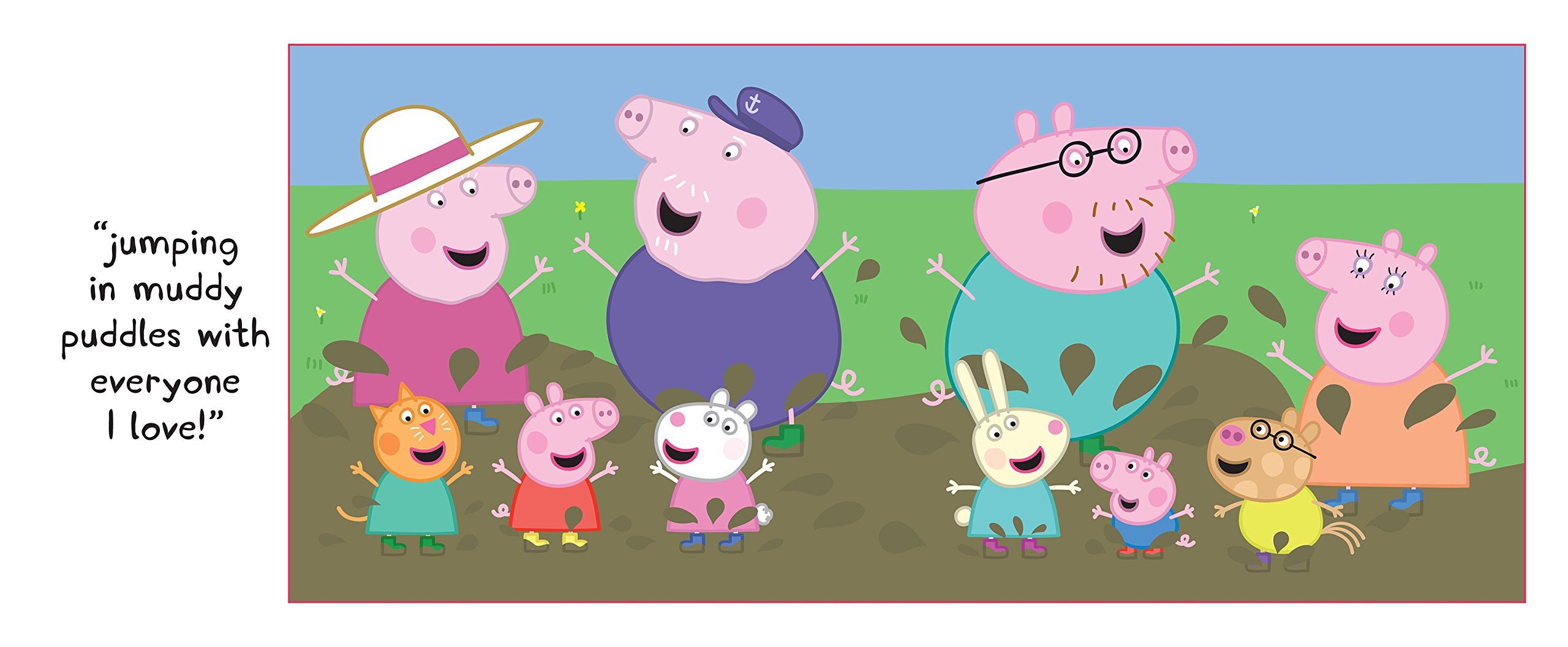 Peppa Pig And The I Love You Game Candlewick Press 9780763681265