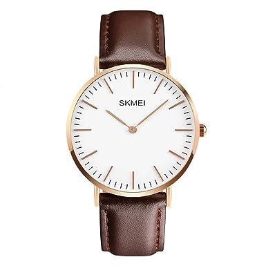Review Men's Dress Wrist Watch
