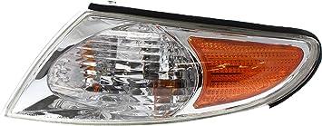Front Corner Turn Signal Park Light Lamp w//Bulb Driver Side fit 1999 Solara
