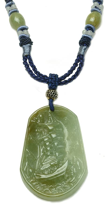 Amazon Sailing Boat Symbol Of A Spiritual Journey Green Jade