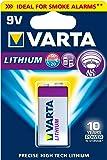 Batterie Varta Professional Lithium 9V