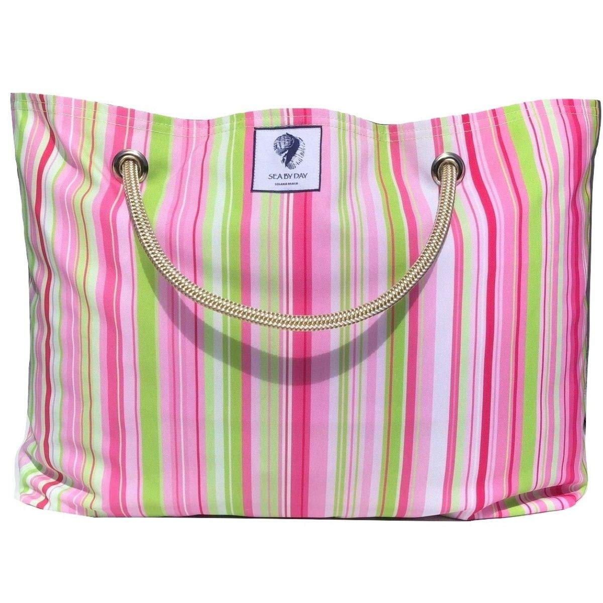 LARGE BEACH BAG Tote Bag for Women, Colorful Waterproof totes