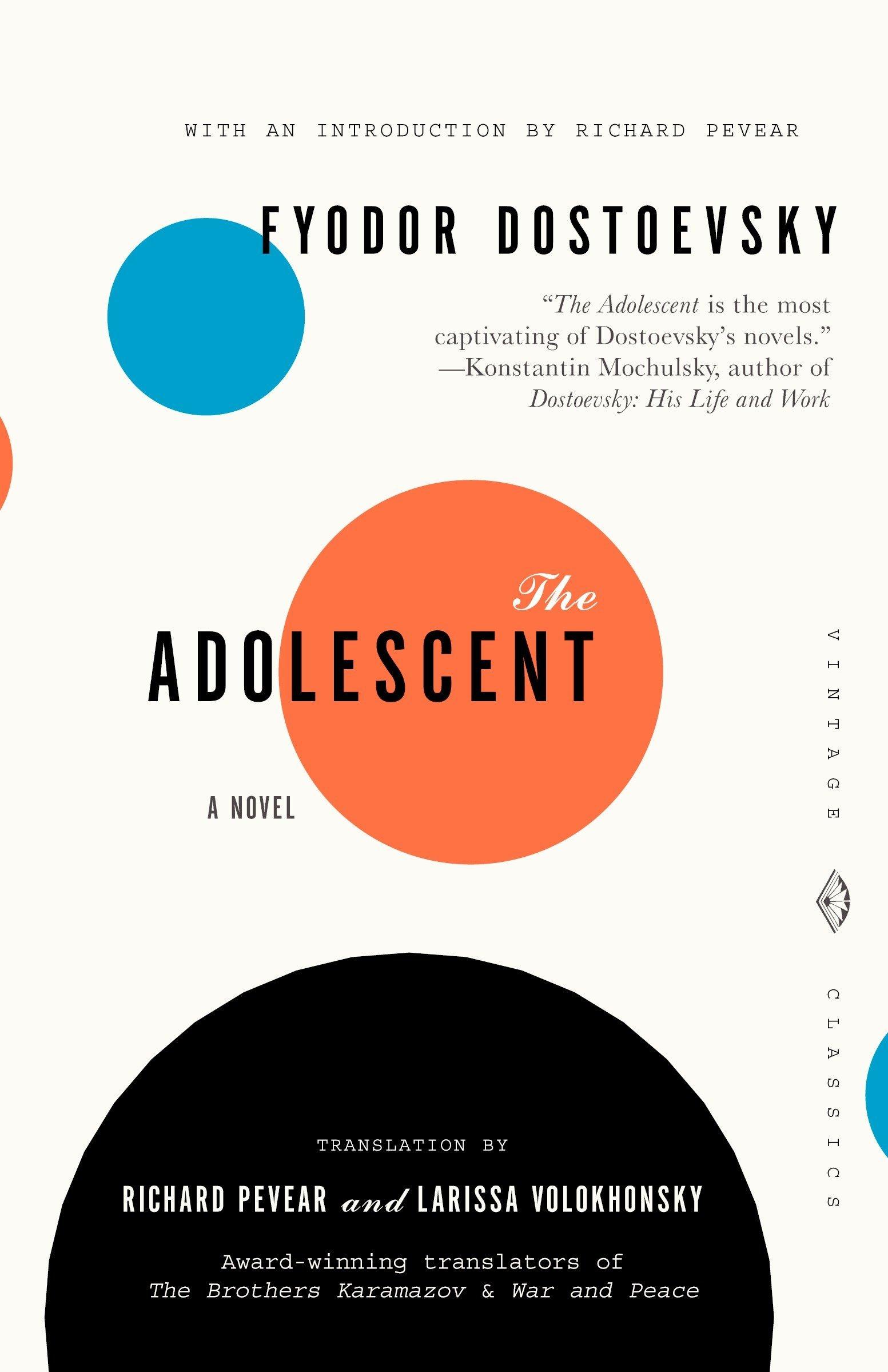 Download The Adolescent (Vintage Classics) pdf epub