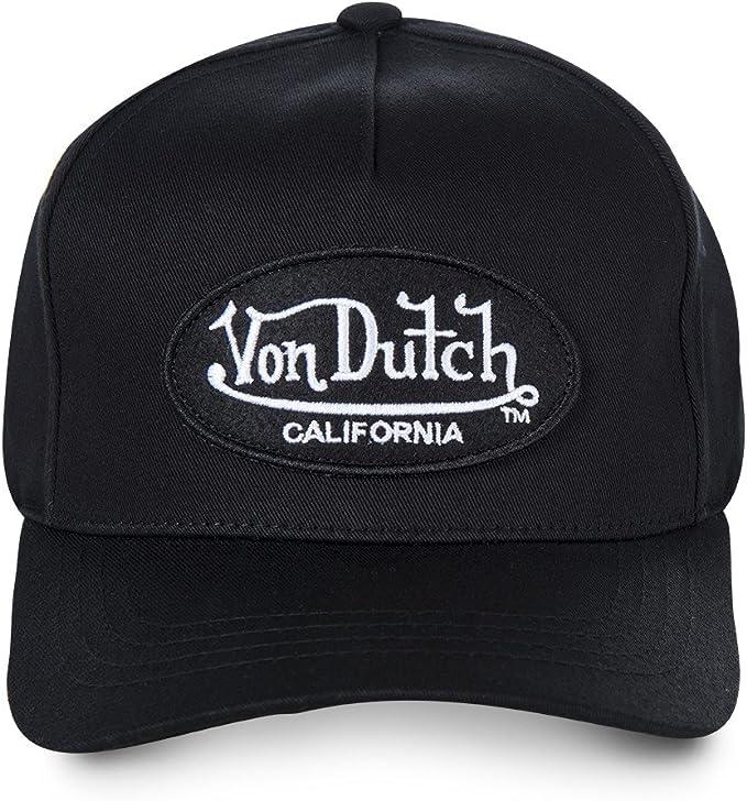 Von Dutch/ /Cappellino Baseball nero Von Dutch Lof BB uomo//donna