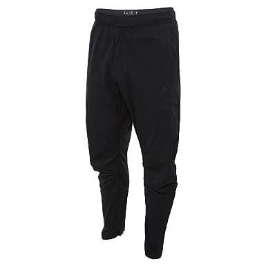 c77f962c69c57e Nike Mens Jordan Tech Fleece Woven Sweatpants Black 860362-010 Size Large