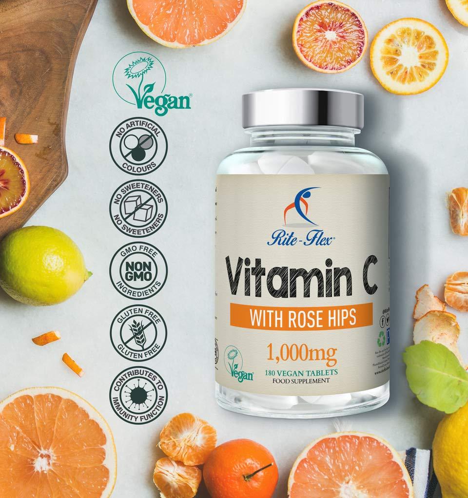 Rite-Flex Vitamina C