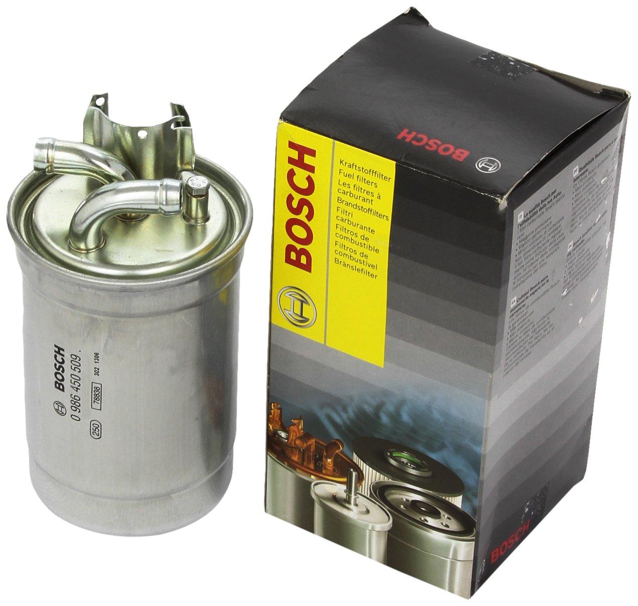 Bosch 0 986 450 509 Filtro Combustible