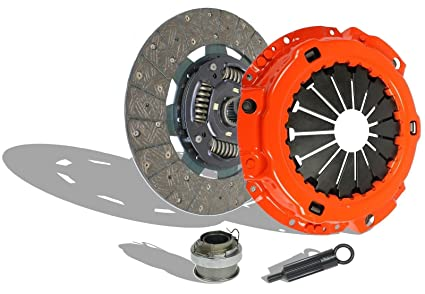 Clutch Kit Works With Toyota Tacoma Tundra Fj Cruiser Base Pre Runner X-Runner SR5