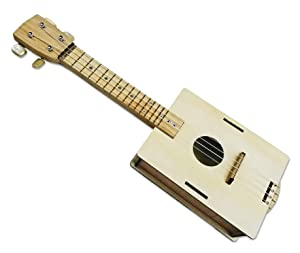 """The""""Gittylele"""" Ukulele Kit - Easy to Build, Fun to Play, Made in the USA!"""