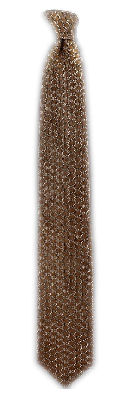 Corbata de seda napolitana Antica Sartoria 7 pliegues cosidos a ...