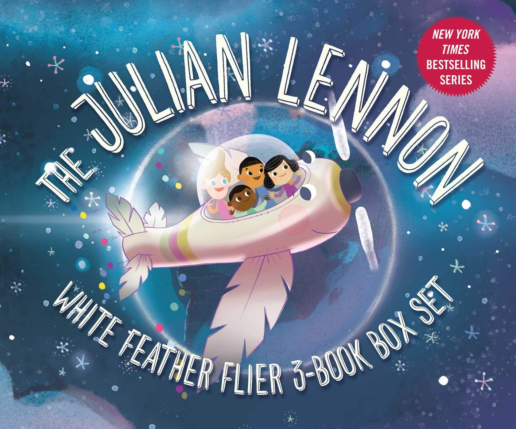 Julian Lennon White Feather Flier 3-Book Box Set (A Julian Lennon White Feather Flier Adve)