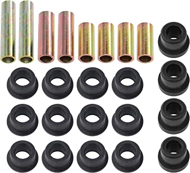 ZFLXH Front Lower Spring Front Upper A Arm Suspension for Club Car DS Bushing Kits by.