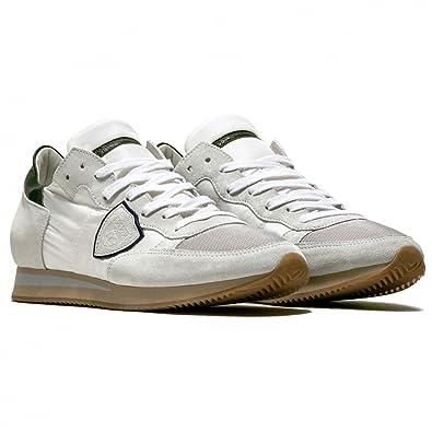 Philippe Model Herren Sneaker Low Tropez Basic Designer